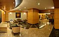 First Floor Lounge - Hotel Hindustan International - Kolkata 2013-11-17 4580-4582.JPG
