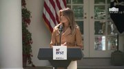 File:First Lady Melania Trump's Initiative Launch (announcement).webm