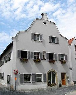 Fischlstraße in Regensburg