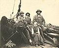 Fisherman family, Grundsund, Sweden (3361799319) (cropped).jpg