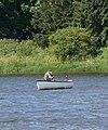 Fishing on Thornton Reservoir - geograph.org.uk - 513374.jpg