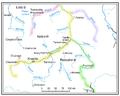 Flüsse in Polen - (Farbig) San Pilica Wiepz Weichsel.png