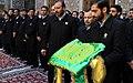 Flag Changing Ceremony from Imam Reza shrine, Mashhad - 8 October 2011 14.jpg