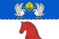 Flag of Gusyovskoe (Volgograd oblast).png