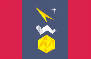 Mirny, Arkhangelsk Oblast - Image: Flag of Mirny (Arkhangelsk oblast)