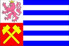 Flag of matallana de toria.png