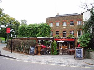 The Flask, Highgate - The Flask, Highgate