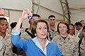Flickr - DVIDSHUB - Congresswomen visit troop on Mother's Day (Image 2 of 4).jpg