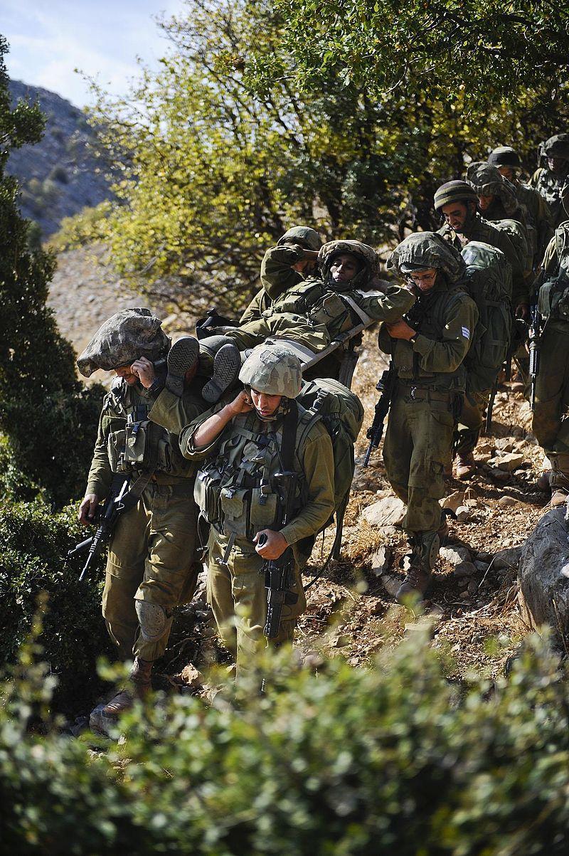"لواء ناحال الاسرائيلي ..........חטיבת הנח""ל 800px-Flickr_-_Israel_Defense_Forces_-_Granite_Battalion_Soldiers_Train%2C_Nov_2010_%283%29"