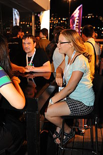 Flickr - Wikimedia Israel - Wikimania 2011 Early Comers' Party (1).jpg