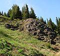 Flickr - brewbooks - Pillow basalt near Mount Townsend.jpg