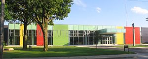 Flint Institute of Arts - The Flint Institute of Arts, also known as FIA.