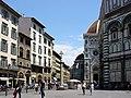 Florence, Vie de Cerretani - panoramio - Frans-Banja Mulder.jpg