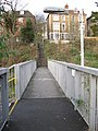 Footbridge connecting Montpelier station to Cromwell road - geograph.org.uk - 1062431.jpg