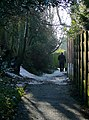 Footpath near Goldthorn Hill, Wolverhampton - geograph.org.uk - 1633174.jpg