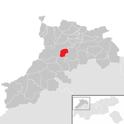 Location of Forchach