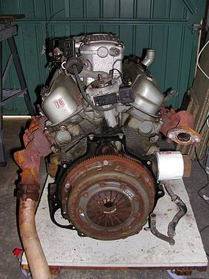 Ford Cologne V6 engine