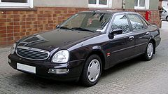 Ford Scorpio II przed liftingiem