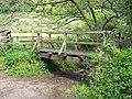 Ford footbridge below Lowdales - geograph.org.uk - 456805.jpg