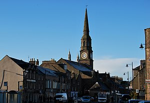 Forfar - Forfar East and Old Parish Church
