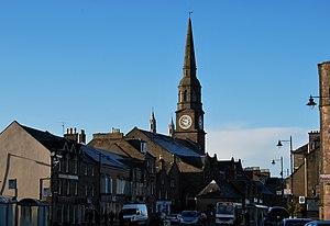 Forfar - Forfar East and Old Parish Church