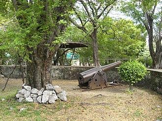 Phra Pradaeng District - Image: Fort Pom Phlaeng Faifa 2