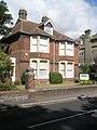 Fortak in Spring Garden Lane - geograph.org.uk - 1372178.jpg