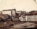 Foss Spinderi, Graahs spinneri og Hjula veveri, ca. 1865, Oluf Vilhelm Falck-Ytter, A-10408 Ua 0002 022.jpg