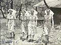 Four RAAF Nursing Service sisters at Darwin in December 1943.JPG