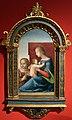 Fra paolino (ambito), madonna che allatta il bambino e fanciullino, 1500-50 circa, da museo civico di pistoia.jpg