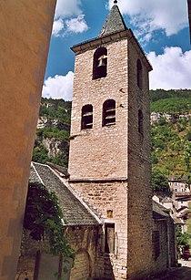 France Lozere Sainte-Enimie Eglise.jpg