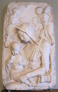 Simone Ferrucci Italian sculptor (1437-1493)