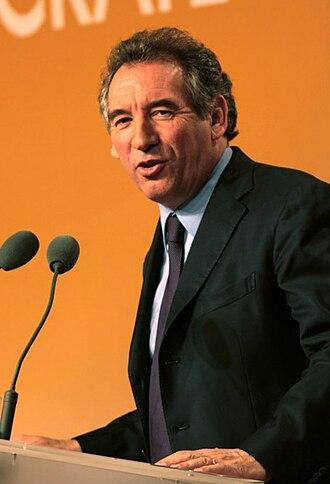 2002 French legislative election - Image: Francois bayrou close