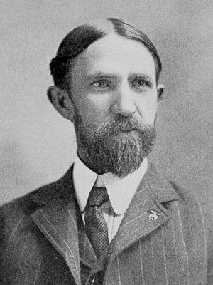 Frank B. Archer - Image: Frank B. Archer 1903