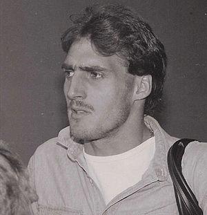 Frank Hartmann (footballer, born September 1960) - Image: Frank Hartmann 1985