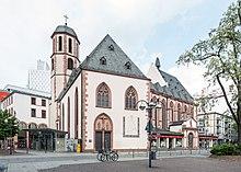Liebfrauenkirche frankfurt am main wikipedia for Liebfrauenberg frankfurt
