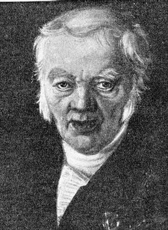 František Josef Gerstner - Image: František Josef Gerstner