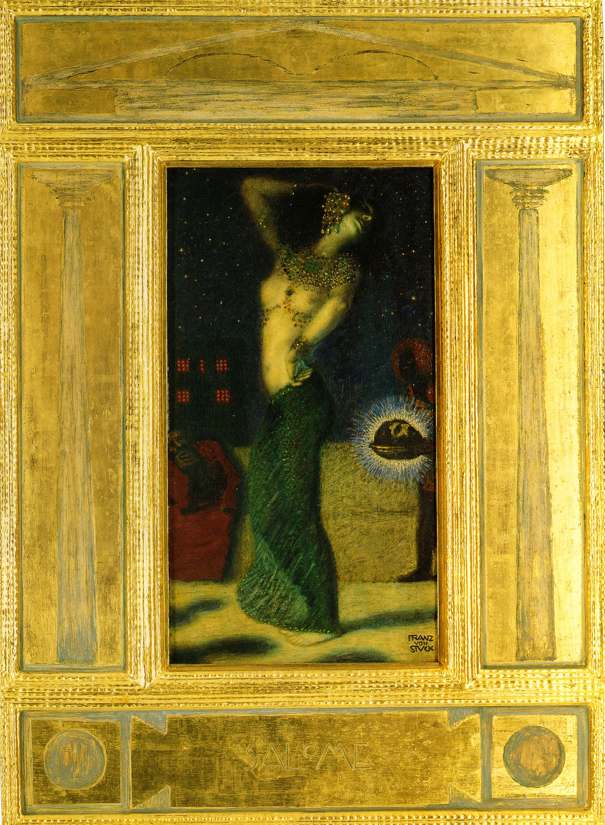 salome franz von stuck wikipedia. Black Bedroom Furniture Sets. Home Design Ideas
