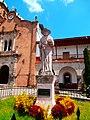 Fray Jacobo DacianoTemplo y Antiguo Convento de Santa Ana Zacapu 2.jpg