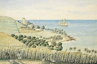Frederik von Scholten - Image: Frederik von Scholten Butlers Bay, St. Croix