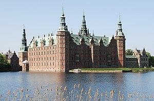 Frederiksborg Castle - Frederiksborg Castle, Denmark