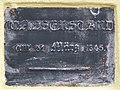Frengkofen Sankt Bartholomäus Hochwassermarke.jpg