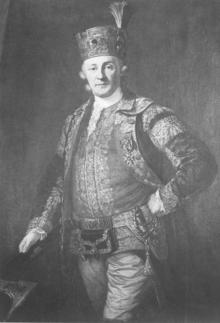 Minister Friedrich Anton von Heynitz war Förderer Steins zu Beginn von dessen beruflicher Tätigkeit im preußischen Staatsdienst. (Quelle: Wikimedia)
