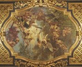 Friluftskonserten. Taket i Stora salongen. Julius Kronberg - Hallwylska museet - 21811.tif