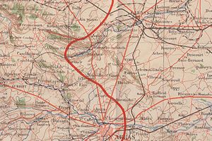 Second Battle of Artois - Western Front, Artois: Arras sector, January 1915