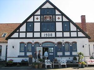 Fru Petersens Café - Fru Petersens Café
