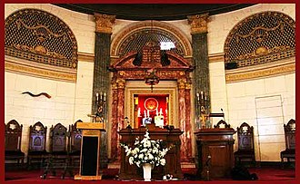 Free Synagogue of Flushing - The Sanctuary.