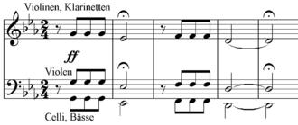 Motif (music) - Image: Fuenfte Deckblatt