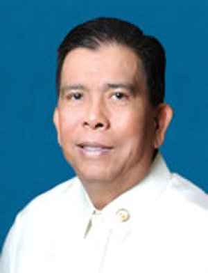 Speaker of the House of Representatives of the Philippines - Image: Fuentebella f