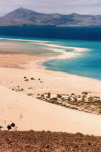 Pájara - Image: Fuerteventura 1990